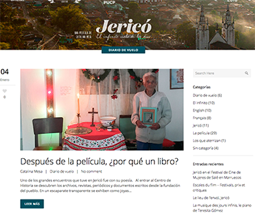 Visit de Blog of Jericó